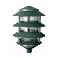Path Light in Verde Green Finish - 13W