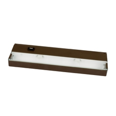Progress Lighting Hide-A-Lite Iii Antique Bronze 12-Inch Linear Light