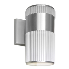 Maxim Lighting Lightray Brushed Aluminum Sconce