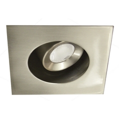 Wac Lighting Brushed Nickel LED Recessed Light
