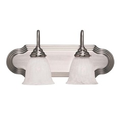 Savoy House Lighting Satin Nickel Bathroom Light