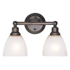 Craftmade Lighting Bradley Bronze Bathroom Light