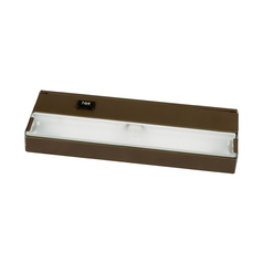 Progress Lighting Hide-A-Lite Iii Antique Bronze 9.5-Inch Linear Light