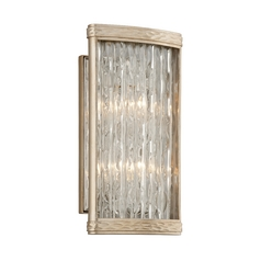 Corbett Lighting Pipe Dream Gold Sconce