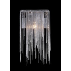 Avenue Lighting Fountain Chrome LED Sconce