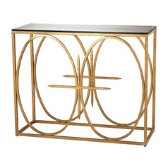 Dimond Home Amal Console Table
