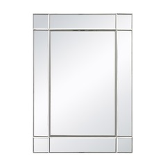 Rectangle .4-Inch Mirror