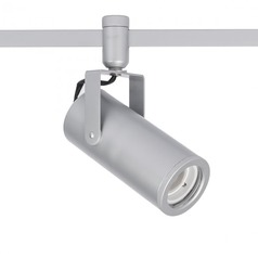 WAC Lighting Silo Platinum LED Rail Head