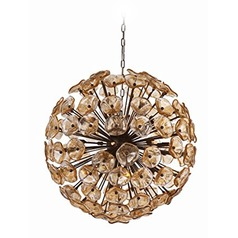 Cassini Bronze Pendant Light