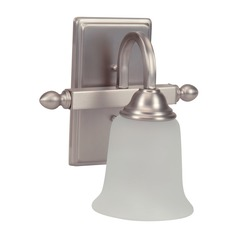 Craftmade Lighting Madison Brushed Satin Nickel Sconce