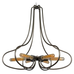 The Whole Package New Bronze Chandelier