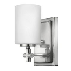Hinkley Lighting Laurel Polished Nickel Sconce