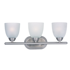 Maxim Lighting Axis Satin Nickel Bathroom Light