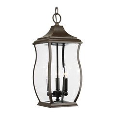 Progress Lighting Township Oil Rubbed Bronze Outdoor Hanging Light