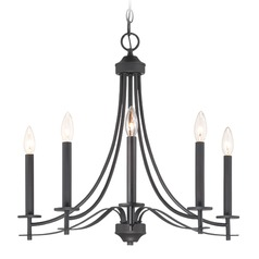 Designers Fountain Cassina Biscayne Bronze Chandelier