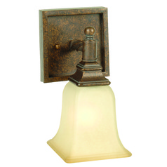 Craftmade Ryan Peruvian Bronze Sconce