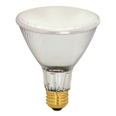 Satco Lighting 39-Watt PAR30 Long Neck Halogen Flood Light Bulb 39PAR30L/HAL/XEN/FL/FR/120V