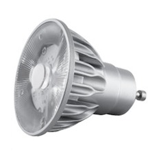 GU10 LED Bulb MR16 Narrow Flood 25 Degree Beam Spread 4000K 120V 50-Watt Equiv by Soraa