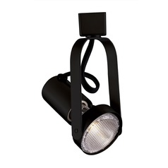 Wac Lighting Black Track Light Head