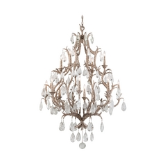 Corbett Lighting Amadeus Vienna Bronze Chandelier