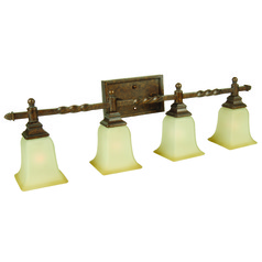 Craftmade Ryan Peruvian Bronze Bathroom Light