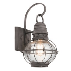 Kichler Lighting Bridge Point Outdoor Wall Light
