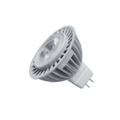 Sylvania Lighting 6-Watt MR16 Dimmable Narrow Flood LED Light Bulb 78424