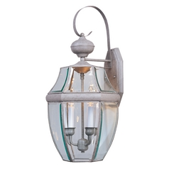 Maxim Lighting South Park Burnished Outdoor Wall Light