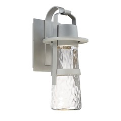Modern Forms By Wac Lighting Balthus Graphite LED Outdoor Wall Light