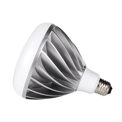Sea Gull Dimmable LED BR40 Light Bulb (3000K) - 90-Watt Equivalent