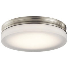 Elan Lighting Rylee Brushed Nickel LED Flushmount Light