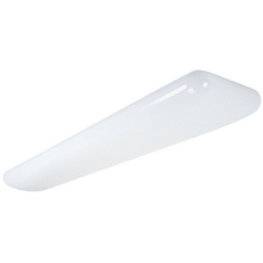 Lithonia Lighting White Litepuff Flushmount Indoor Ceiling Light