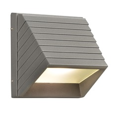 PLC Lighting Le Doux Bronze LED Outdoor Wall Light