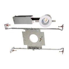 WAC Lighting Ledme Mini Recessed White LED Recessed Kit