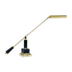 Task / Reading Lamp in Polished Brass Finish