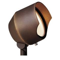 Kichler Lighting Kichler Adjustable Low Voltage Landscape Accent Light 15381BBR