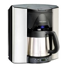 Programmable 10-Cup Countertop Brew Express Coffee Maker