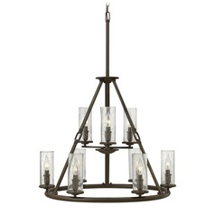 Hinkley Lighting Dakota Oil Rubbed Bronze Chandelier
