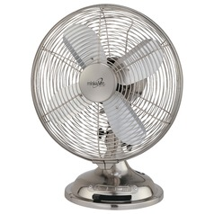 Minka Aire Portable Table Top Retro Fan F300-BN