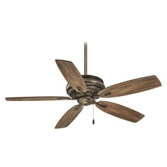 54-Inch Minka Aire Timeless Heirloom Bronze Ceiling Fan Without Light
