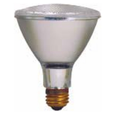 Plusrite Plusrite 38-Watt PAR30 Long Neck Flood Halogen Light Bulb 3505