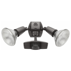 Security Light in Bronze Finish - 150W