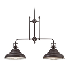 Island Light in Palladian Bronze Finish