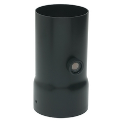 Wave Lighting Residential Posts Black Post Accessory