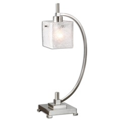 Uttermost Tacoa Curved Metal Task Lamp