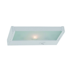 Sea Gull Lighting White 8.125-Inch Linear Light