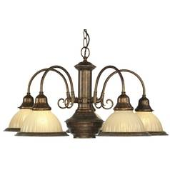 Dolan Designs Six-Light Pendant 180-60