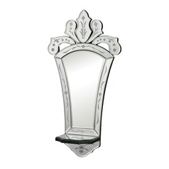 Holtshire-Mini Venetian Mirror With Shelf