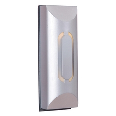 Craftmade Lighting Tieber Brushed Nickel Doorbell Button