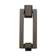 Atlas Homewares Door Knocker in Aged Bronze Finish DK644-O